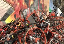 Bluegogo MengBike companies collapse as bike sharing bubble pops